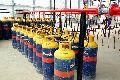 LPG Gas Cylinder Bank Installation Services