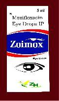 ZOIMOX EYE DROPS 5ML