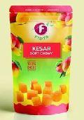 Kesar Flavored Aam Papad