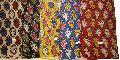 Kalamkari Chanderi Silk Fabric