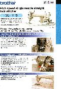 JUKI AND BROTHER INDUSTRIAL SEWING MACHINE