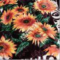 Sunflower Printed Blankets