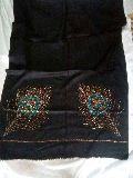 Swarovski Work Fine Wool Stoles