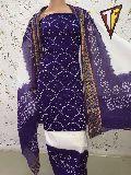 Bandhani Fancy Dress Material