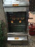 CHICKEN BAR B Q GRILL MACHINE