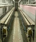 Used Lasser MD Series Schiffli Embroidery Machine