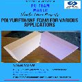 Polyether And Polyester Foam