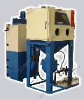 Pressure Air Blasting Machine