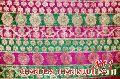 Chanderi Multi Patti Saree