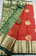 kanchi Kora sarees