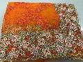 bangalori silk blouse heavy mono net embroidered sarees