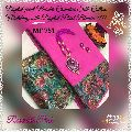 MF751 Chanderi silk cotton attached saree blouse