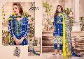 radhika almas cotton embroidery suits