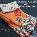 SV 306 chanderi silk cotton sarees