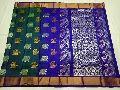 uppada pure silk kanchipuram model sarees