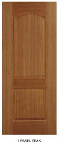 Moulded Veneer Panel Doors