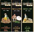 Coconut Oil, Groundnut Oil, Sesame Oil