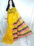Dhakai Paddo Cotton Sarees