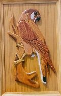 Bird Wall Wooden Paintings