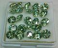 Green Moissanite Diamonds