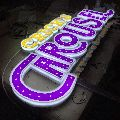 Acp Board with Acrylic 3D Letters
