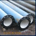 D I Double Flanged Pipe