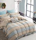 Malako Royale King Size Cotton Bed Sheets