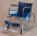 WHEELCHAIR, Folding with Fixed Armrests & Legrests