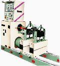 KHB Series Horizontal Axis Balancing Machine