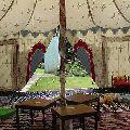 Waterproof Canvas Resort Tent