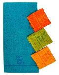 Single Jacquard Bath Towels