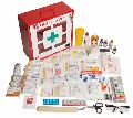 FIRST AID INDUSTRIAL KIT LARGE - 173 COMPONENTS - SJF M2