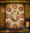 Metal Ganesh Wall Hangings