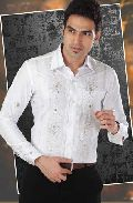 Embroidered Shirt Fabric