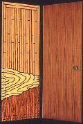 Wooden Flush Door - Item Code : Wfd 001