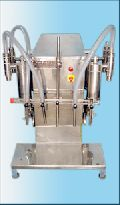 Semi Auto Liquid Bottle Filling Machine