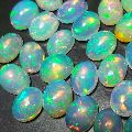 Calibrated Size Ethiopian Opal Oval Shape Cabs