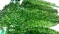 Top Green Micro Faceted Serpentine Beads