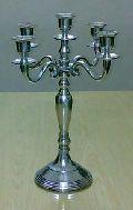 Aluminium Table Candle Holder