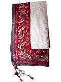 Ladies Hand Embroidered Saree