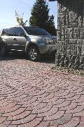 Paving Tile (crescent)