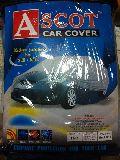 Car Body Cover - Silver Matte