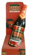 Superior 50000 Super Strong Beer