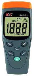 Digital Electromagnetic Field Tester