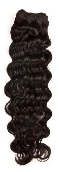 Remy Virgin Human Hair Stylish Curly 100% Cuticle Intact