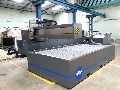 CNC Water Jet Profile Cutting Machine