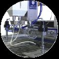 Water Jet Machines with Multi Cutting Heads