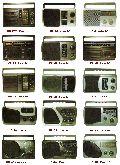 3 Band Radios