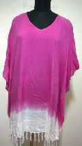 Rayon Ombre Dyed Ladies Beach Kaftan