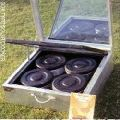 Solar Steam Cooking System